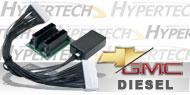 Hypertech <br /> Inline Speedometer Calibrator Module - Chevy GMC 6.6L Duramax