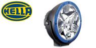 Hella Rallye 4000 Compact Xenon Lights (HID)
