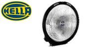 Hella Rallye 4000 Black Fog Beam Lamps