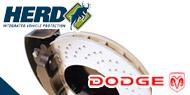 Herd Brake Protectors<br>Dodge