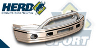 Herd XL Sport Bar Bumpers<br> GMC