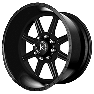 American Force Wheels<br> HERO SS8 Black