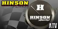 Hinson Clutch Components<br />ATV Clutch Covers