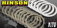 Hinson Clutch Components<br />ATV Clutch Fiber Steel Spring Kits