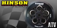 Hinson Clutch Components<br />ATV Billetproof Pressure Plates