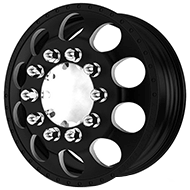 American Force Wheels<br> HOLES Black