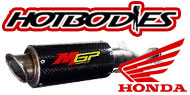HotBodies Street Bike MGP Growler Exhaust Honda