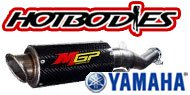 HotBodies Street Bike MGP Growler Exhaust Yamaha