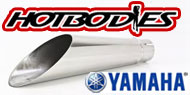 HotBodies Megaphone Slip On Exhaust Yamaha