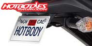 HotBodies Racing<br> Fender Eliminator Tag Bracket