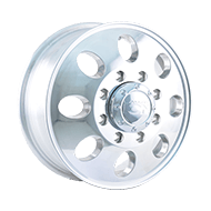 Ion Alloy 167 Polished Wheels