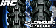 IRC Volcanduro VE40 Tires