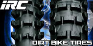 IRC Dirt Bike Tires