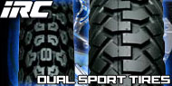 IRC Dual Sport Tires