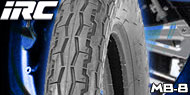 IRC MB8 Tires