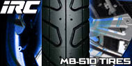 IRC MB510 Tires