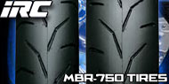 IRC MBR 750 Tires