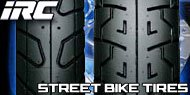 IRC Street Bike Tires