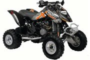 ITP Wheel & Tire Kits for Can-Am/Bombardier Quest 650 '01-06