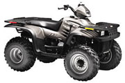 ITP Wheel & Tire Kits for Polaris 500 Magnum '02-06