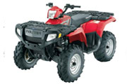 ITP Wheel & Tire Kits for Polaris 500 Sportsman '96-13