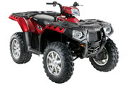 ITP Wheel & Tire Kits for Polaris 550 Sportsman XP '09-13
