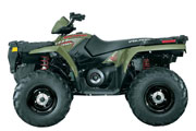 ITP Wheel & Tire Kits for Polaris 700 Sportsman '02-11