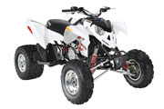 ITP Wheel &amp; Tire Kits for Polaris Outlaw<br/> 450/525 (straight-axle only) '08-13