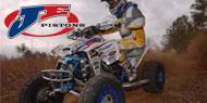 J.E. Pistons ATV