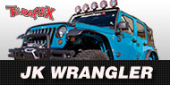 TeraFlex Suspension <br>Wrangler JK
