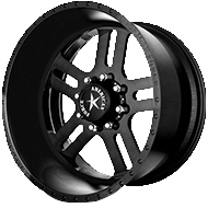 American Force Wheels<br /> JUSTICE SS8 Black