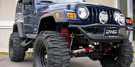 Jeep Suspension Lift Kits For Serious Off Roaders