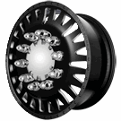 American Force Wheels<br /> KING Black