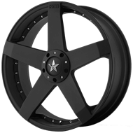 XD775 Rockstar <br> Car Wheels