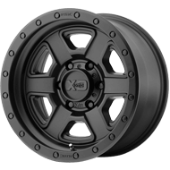 XD SERIES BY KMC WHEELS<br /> XD133 Satin Black