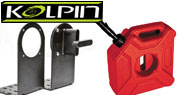 Kolpin Fuel Packs and Brackets