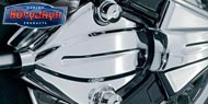 Kuryakyn Chrome Covers and Trim Harley Davidson