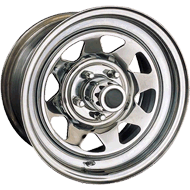 Keystone Wagon Chrome Wheels