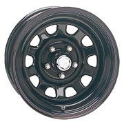 Keystone Wheels Daytona Black