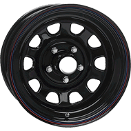 Keystone Wheels Daytona Black
