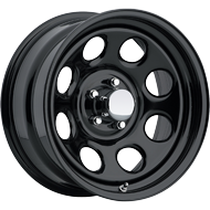 Keystone Soft Black Wheels