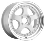 Konig Wheels <br>Candy White