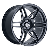 Konig Wheels <br>Deception Matte Black