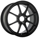 Konig Wheels <br>Feather Gloss Black