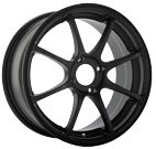 Konig Wheels <br>Feather Matte Black