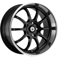 Konig Wheels <br>Lightning Black