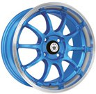 Konig Wheels <br>Lightning Blue
