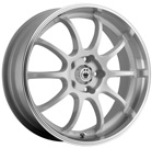 Konig Wheels <br>Lightning White