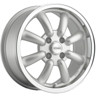 Konig Wheels <br>Rewind Silver