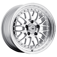 Konig Wheels <br>Roller Machined
